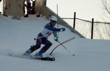 Royals alpine looks to shred their way through sections