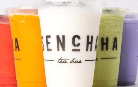 Tuesday Taste: Sencha Tea Bar