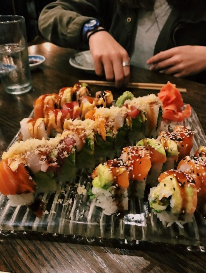 Tuesday Taste: Sushi Fix