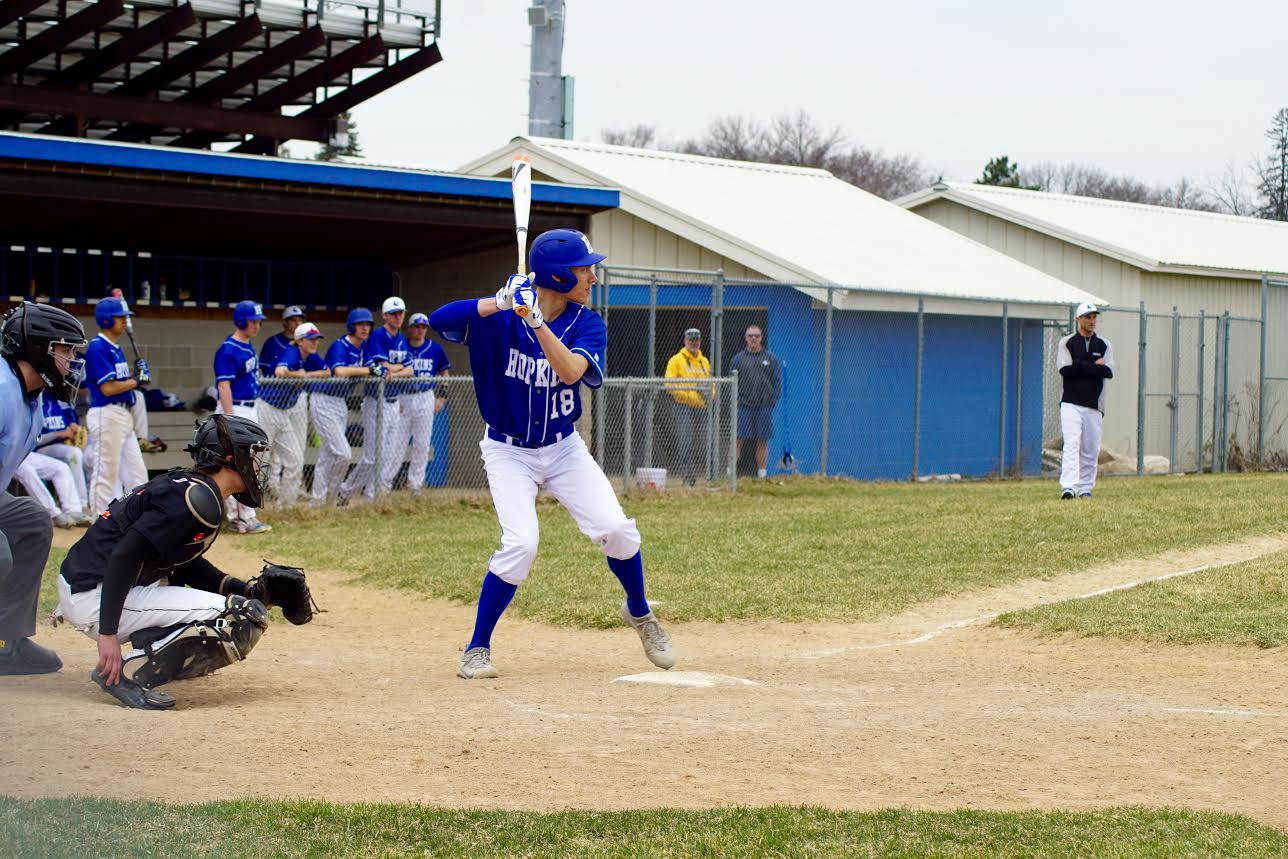 Baseball experiences midseason success with 4-game win streak