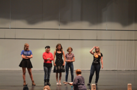 Royal Productions holds auditions for fall musical