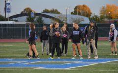 Seniors take W in annual Powderpuff game