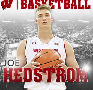 Hedstrom commits to University of Wisconsin-Madison