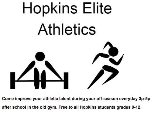 HHS introduces Elite Athletics Program