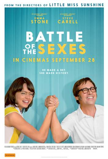 Movie Monday: Battle of the Sexes