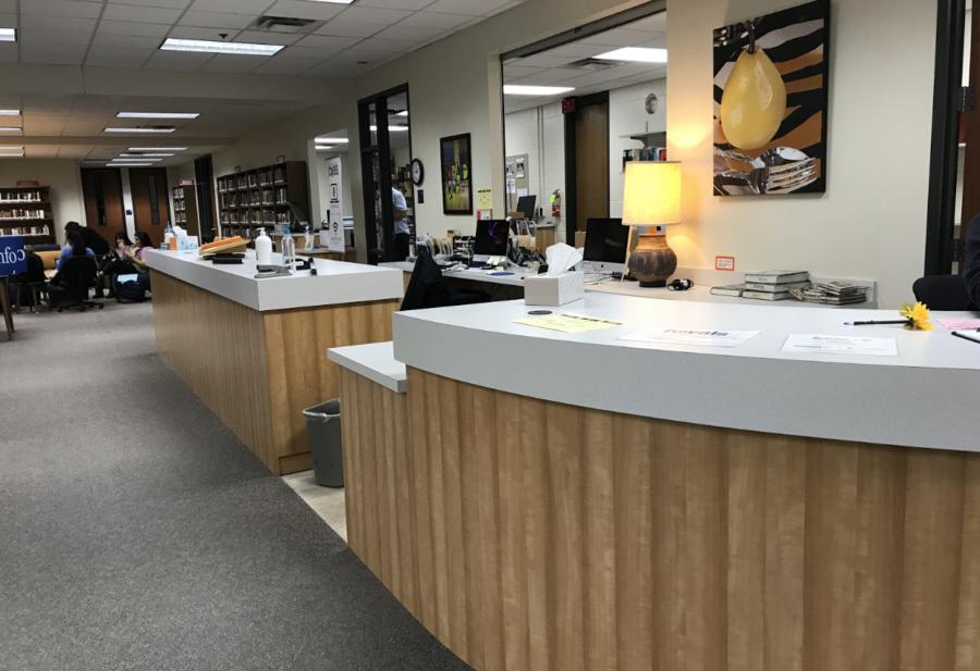 Media Center undergoes renovations