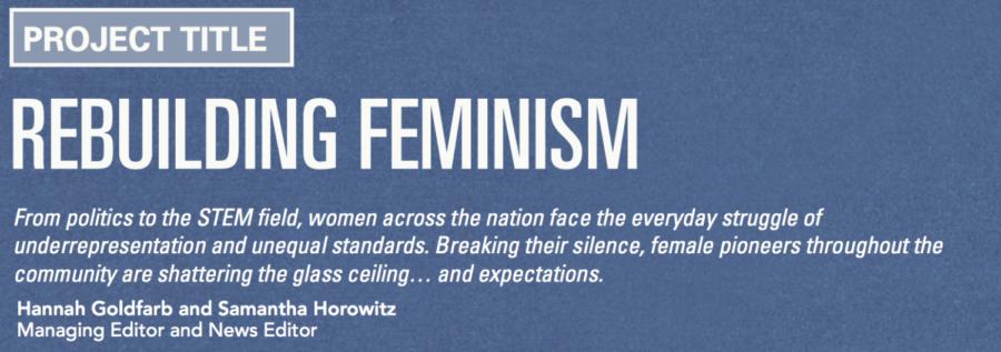 Rebuilding feminism