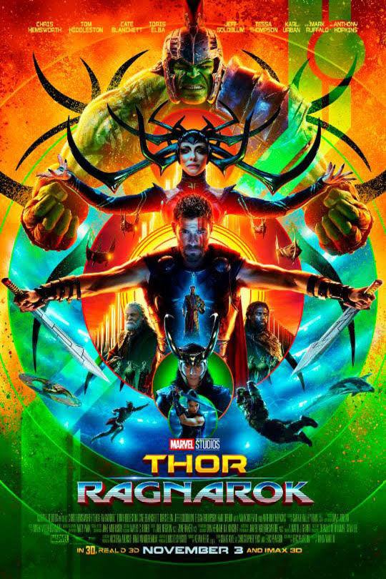 Movie Monday: Thor: Ragnarok