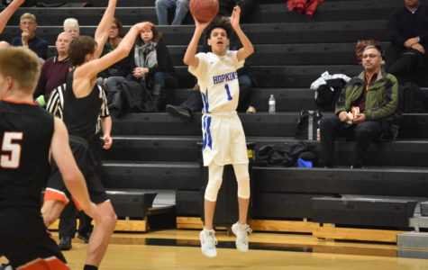 Boys basketball approaches final stretch of season with tough opponents