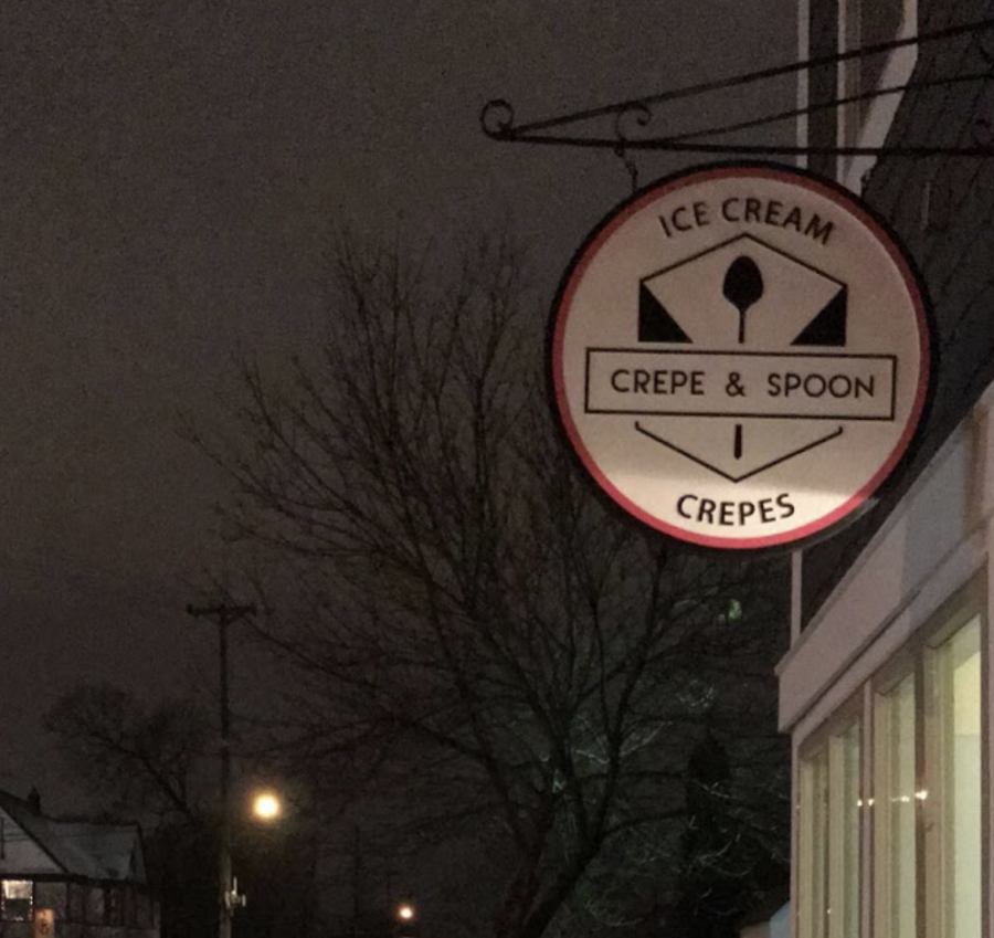Tuesday Taste: Crepe and Spoon