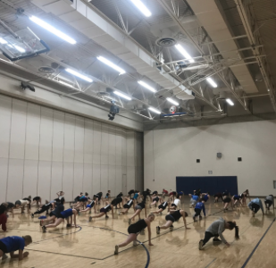 HRDT hosts tryouts for 2018-19 season