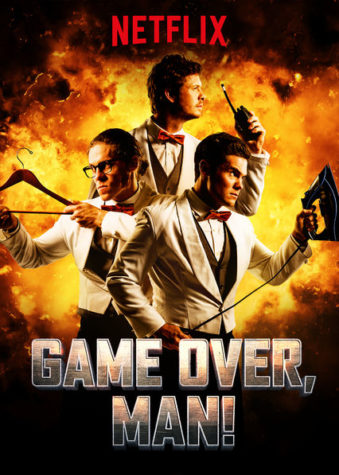 Movie Monday: Game Over, Man!