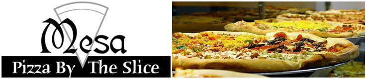 Tuesday Taste: Mesa Pizza