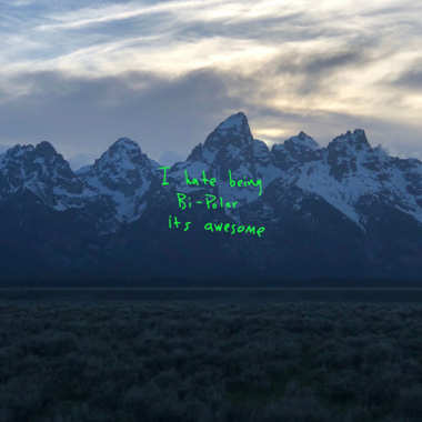 Album Review: Kanye West - ye