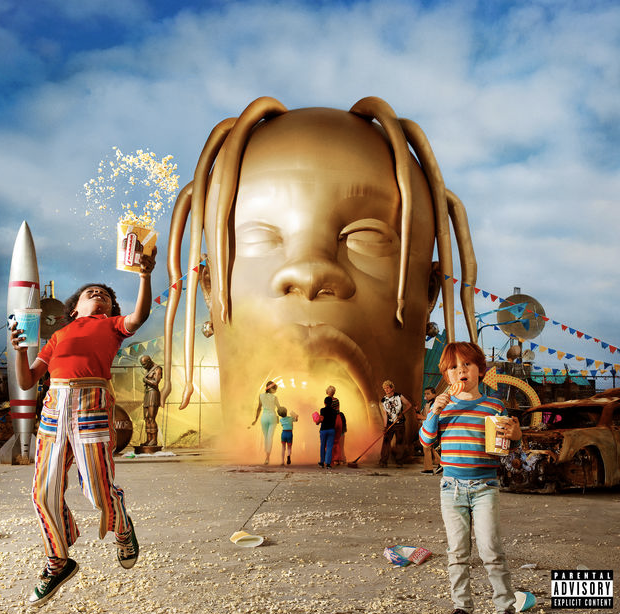 Album Review: Travis Scott-Astroworld