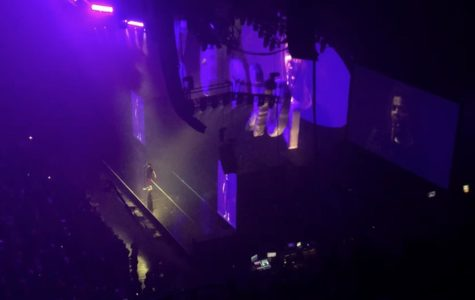 J-Cole lights up Target Center on KOD tour