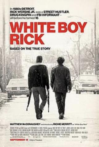 Movie Monday: White Boy Rick