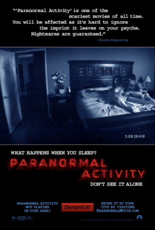 The Royal Page | BOOvie Monday: Paranormal Activity and