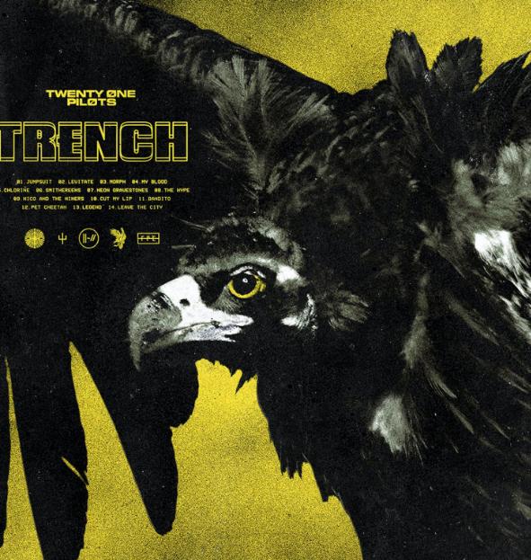 Album Review: twenty one pilots – Trench