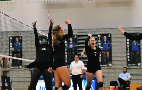 Anna Erickson recaps her last season playing volleyball at HHS