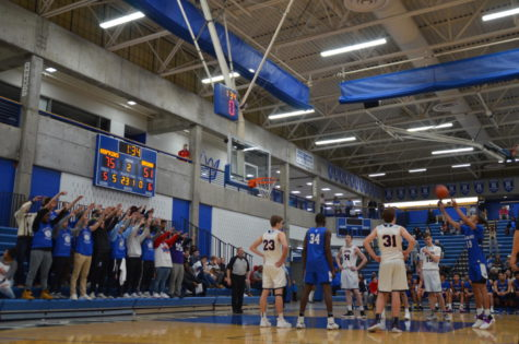 Recap: Boys basketball with a decisive win against Orono