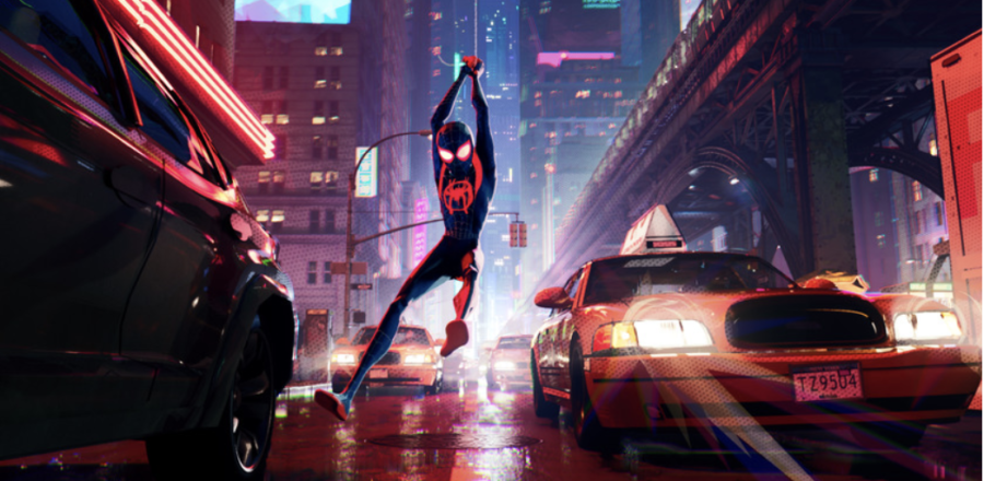 Q&A with HHS alumni and 'Spider-Man' character designer