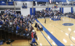 Boys and Girls basketball defend home court with sweep of the Wayzata Trojans