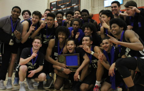 Review: Boys basketball wins section final in back and forth game against Wayzata