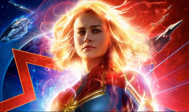 Movie Monday: Captain Marvel