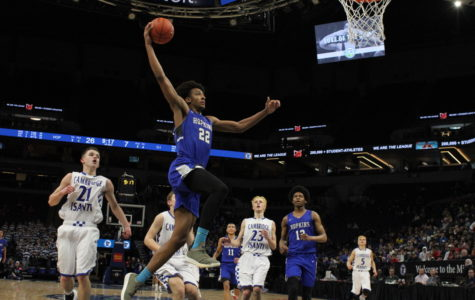 Review: Boys basketball dominate state quarterfinal against Cambridge-Isanti