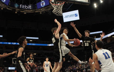 Review: Boys need just one more win after defeat of East Ridge in state semi-finals