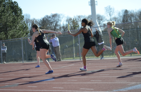 The Royals make moves at the True Team Invitational meet