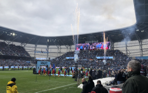 Minnesota United FC unveils brand new stadium