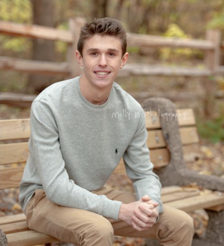 Senior Spotlight: Everett Hopp