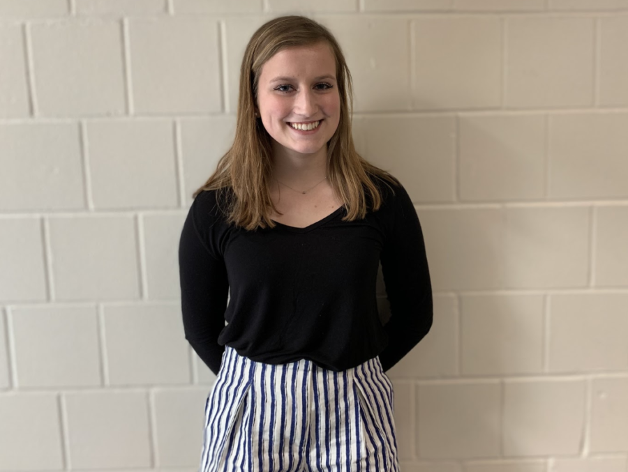 Senior Spotlight: Maggie Dosdall