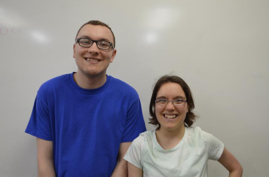 Senior Spotlight: Sarah and Cole Knoploh
