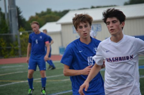 After another upset, boys soccer one game away from state