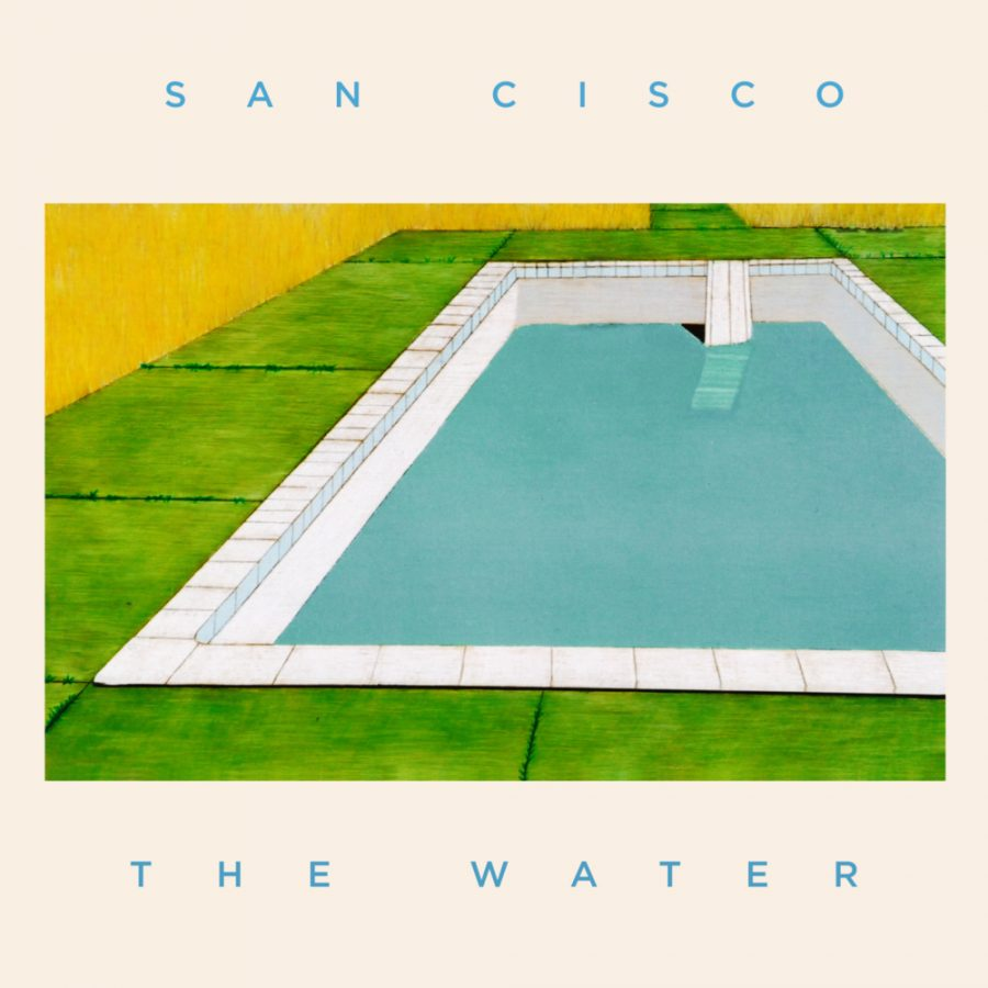 The+Water%2C+San+Cisco%27s+third+studio+album