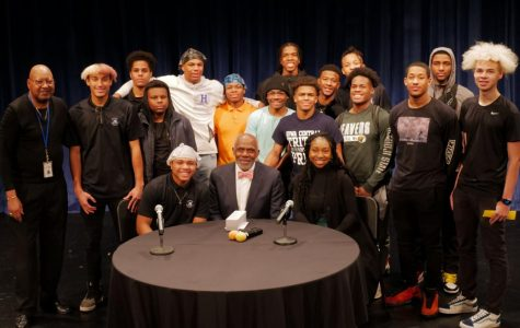 Vikings legend Alan Page comes to HHS