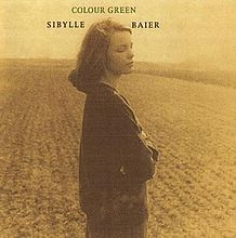 Album review: Colour Green by Sibylle Baier