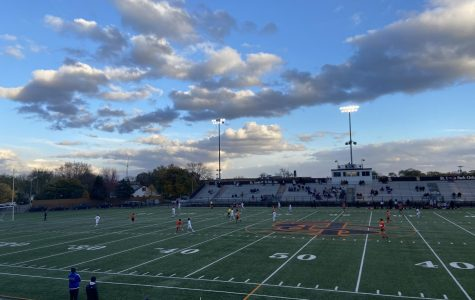 Boys Soccer Fall in Final Game of the Season Against Saint Louis Park