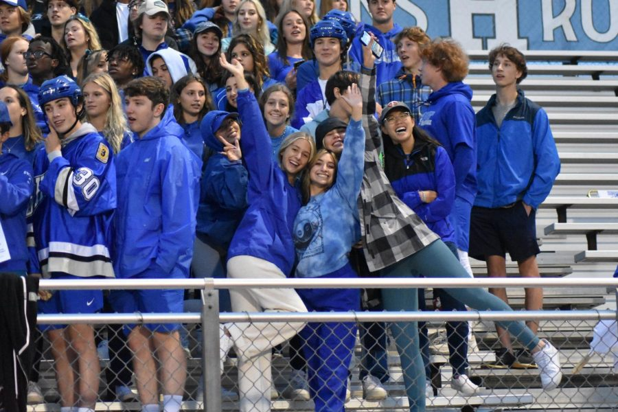 HHS student section